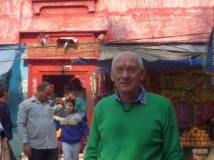 in Varanassi