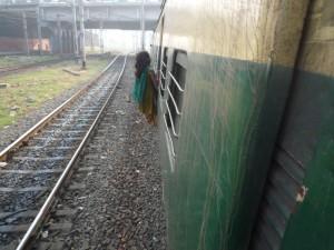 Kolkata - Eisenbahn