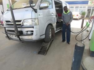so bekommt man mehr Benzin in den Tank